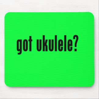 got ukulele mousepad