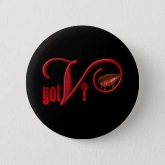 Got V - Vampire Blood 6 Cm Round Badge