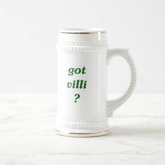 got villi? coffee mugs