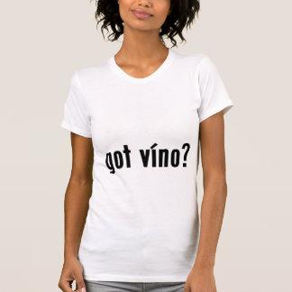 got vino? t shirt