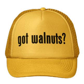 got walnuts? hat