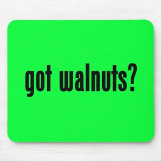 got walnuts mousepad