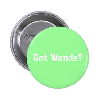 Got Wands Gifts 6 Cm Round Badge