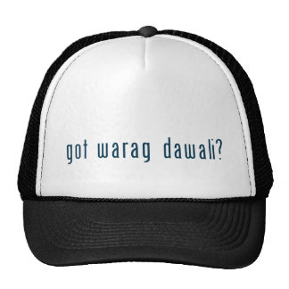 got warag dawali trucker hat