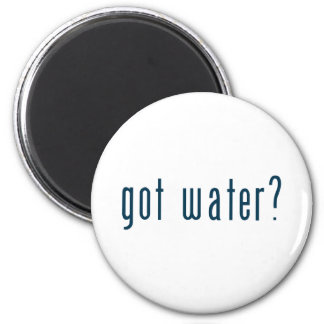 got water fridge magnets