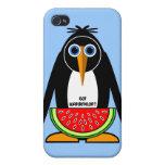 got watermelon iPhone 4 cover