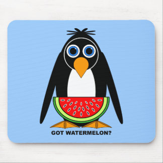 got watermelon mouse pad