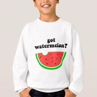 Got watermelon? sweatshirt