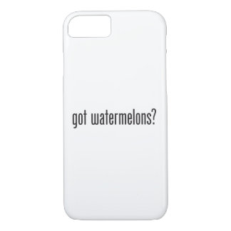 got watermelons iPhone 7 case