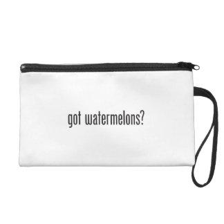 got watermelons wristlet purse