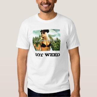got weed tshirt