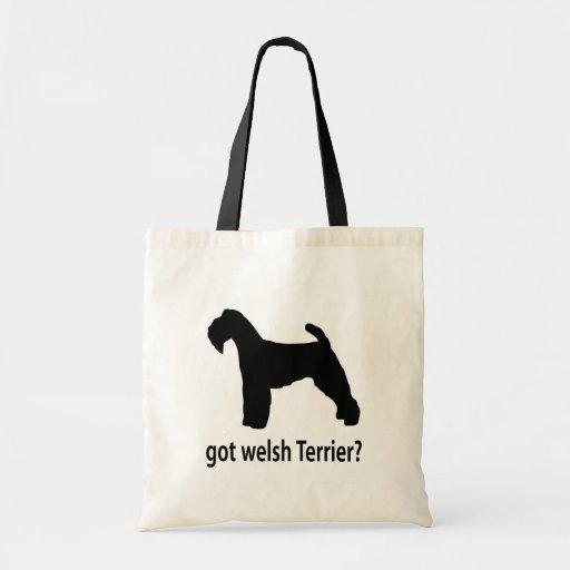 Got Welsh Terrier Bag