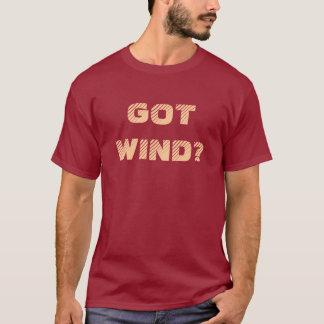 GOT WIND? Go Sailing boat shirt