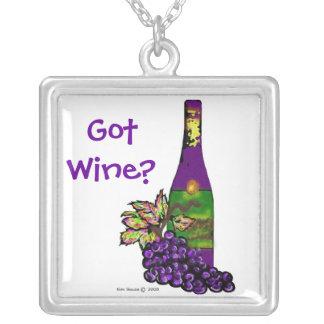 Got Wine? - Necklace