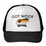 GOT WOOF Hat