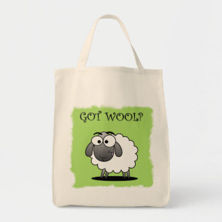GOT WOOL? Bag