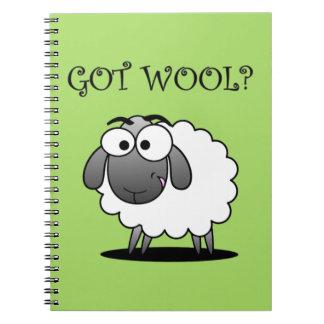 GOT WOOL? Journal