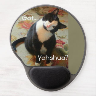 Got Yahshua? Mouse Pad Gel Mouse Pad