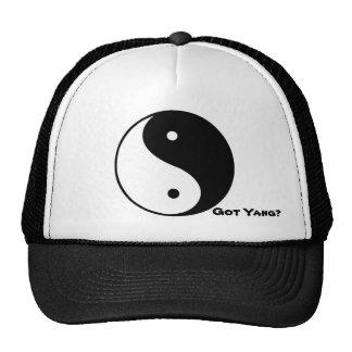 Got yang trucker hats