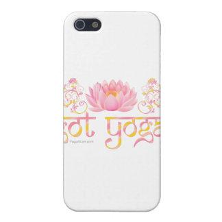 got yoga? Lotus iPhone 5 Covers