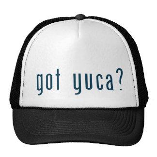 got yuca trucker hat