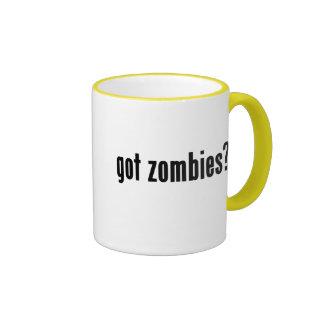 got zombies? coffee mug
