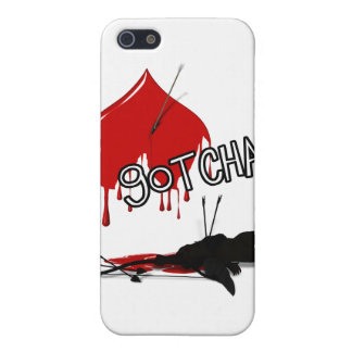 GOTCHA Cupid s Down Anti-Valentine iPhone 5 Covers