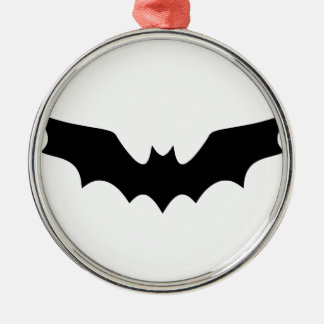Goth Bat Christmas Ornament