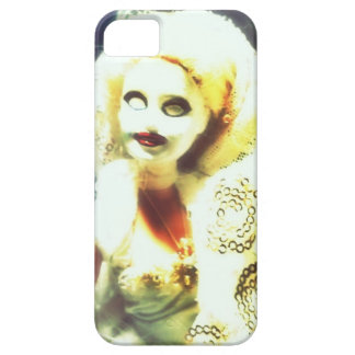 goth bride scary doll phone case
