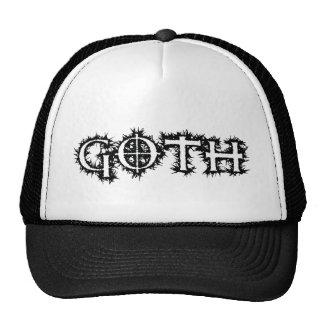 Goth Cap