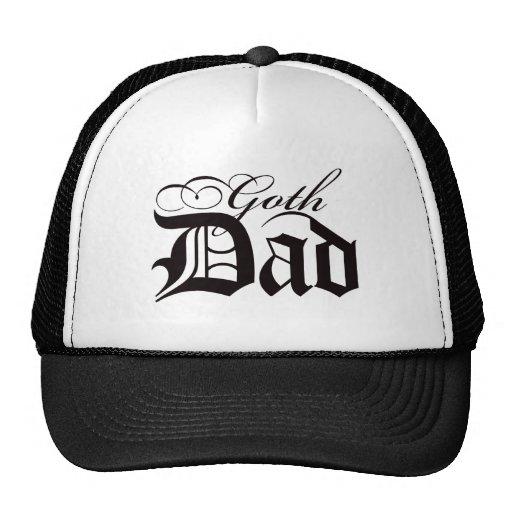 Goth Dad Trucker Cap Hats
