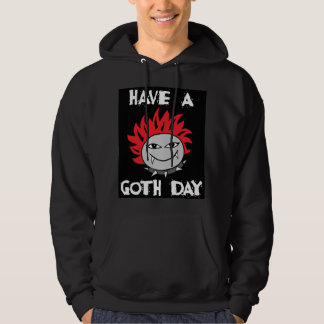 Goth Day Hoodie