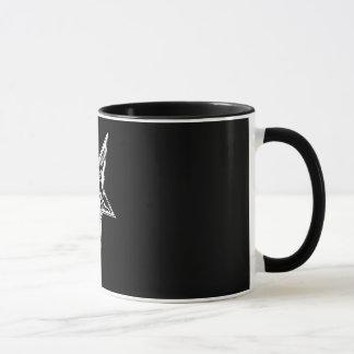 Goth fashion - Occult designs - Baphomet Mug