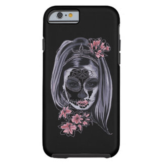 GOTH GIRL  iPHONE 6 BARELY THERE Tough iPhone 6 Case