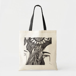 Goth Girl Tote