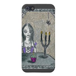 Goth Halloween iPhone 5 Case
