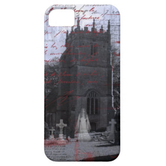 Goth Haunted Cemetery iPhone Case-Mate