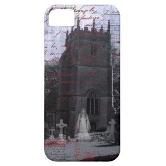 Goth Haunted Cemetery iPhone Case-Mate