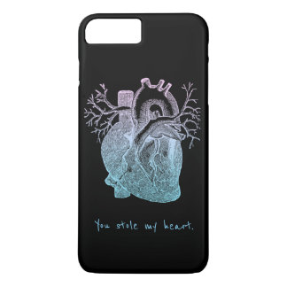 Goth Heart Pastel Darkness Punk Grunge iPhone 8 Plus/7 Plus Case