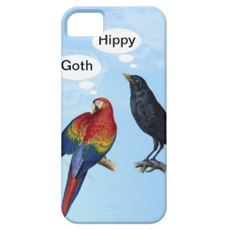 Goth Hippy Funny iphone 5 cases