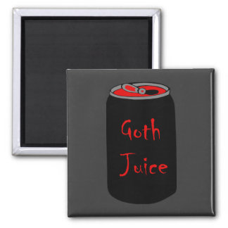 Goth Juice Magnets