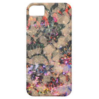 Goth Lace Roses iPhone 5 Cover