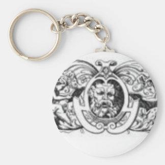 goth pic key chains