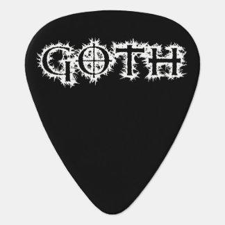 Goth Plectrum