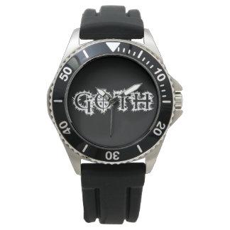Goth Wrist Watch