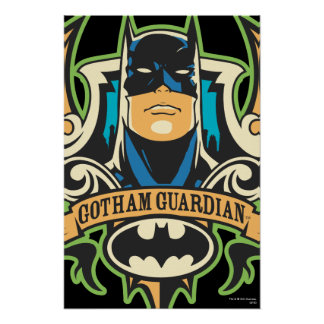 Gotham Guardian Posters