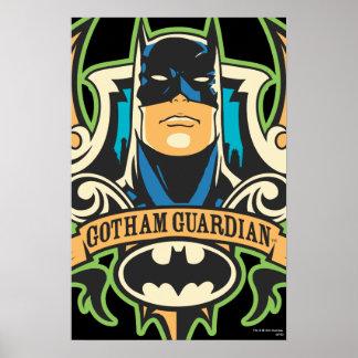 Gotham Guardian Posters