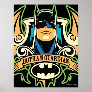 Gotham Guardian Print