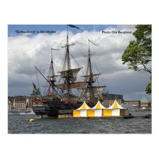 """Gothenburg"" in Stockholm, Phot... Postcard"