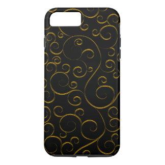 Gothi Style.GOLD iPhone 8 Plus/7 Plus Case